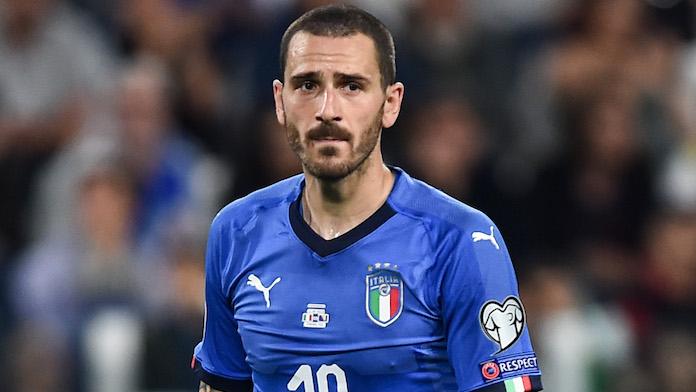 Bonucci: «EURO 2020, ci siamo»: arrivano i complimenti della Juve ...