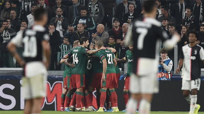 Juventus, infortunio per de Ligt: out contro la Lokomotiv Mosca