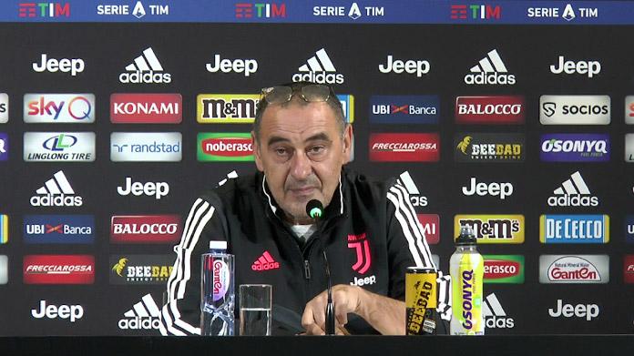 Juventus-Genoa 2-1, Ronaldo rigore al 96°. Sarri: