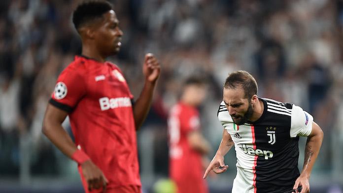 Bayer Leverkusen Juve: oggi i tedeschi in campo per preparare il match