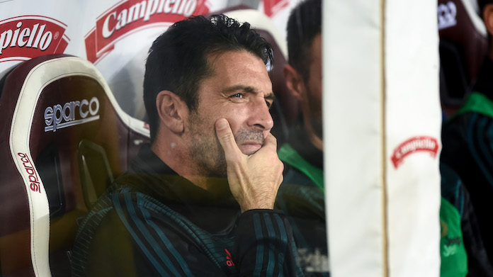 Juventus, Buffon bacchetta Ronaldo