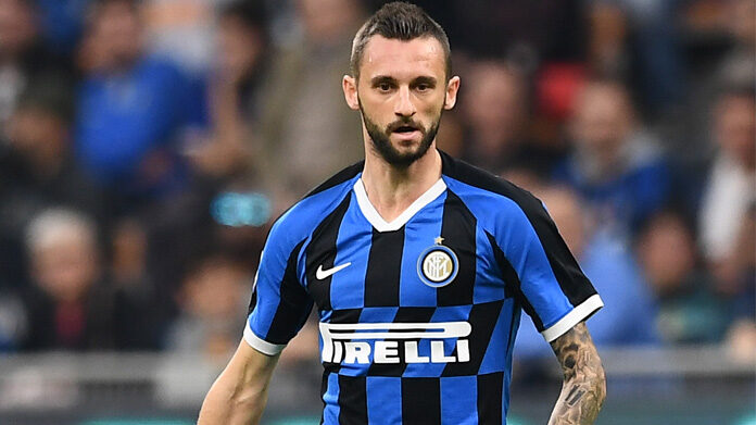 Inter, disastro-Brozovic: passa col rosso ed è positivo all'alcoltest, addio patente