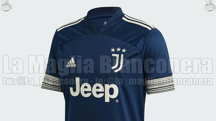 Seconda maglia Juve 2020/2021: spoilerato il kit per la prossima ...