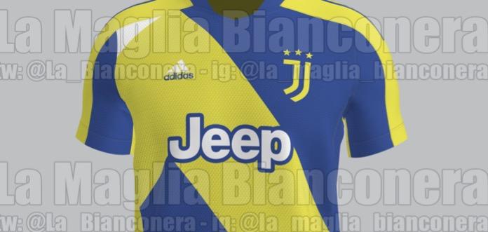 Terza maglia Juventus 2021/22, tifosi divisi: «Sembra quella del LIDL»
