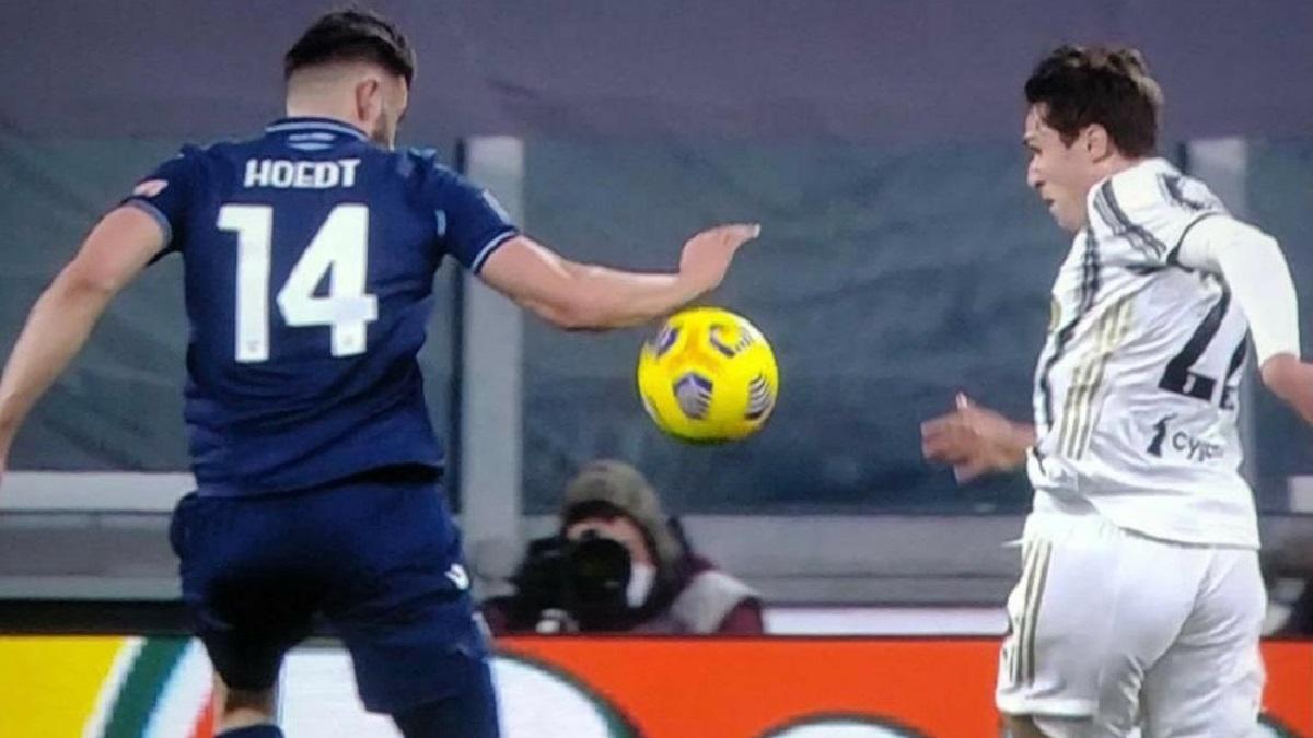 Moviola Juve Lazio: gli episodi dubbi del match di Serie A