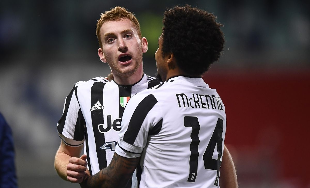 Atalanta Juve 1-2: Kulusevski e Chiesa regalano la Coppa Italia