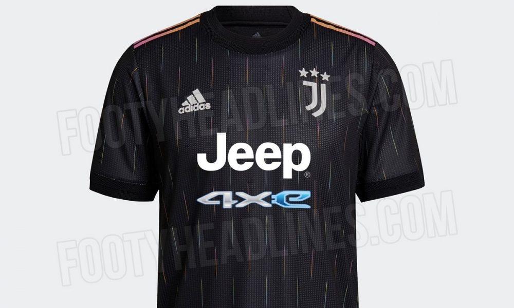 Seconda maglia Juve 2021/22: spoilerata la nuova divisa away - FOTO